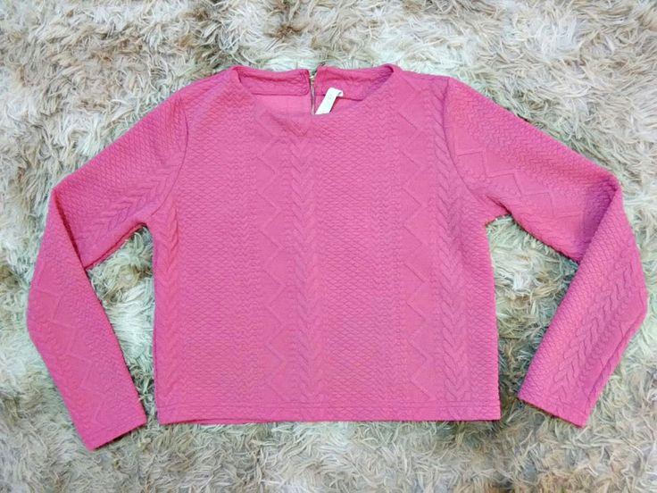 Blusa Cropped Tam. P/M  Brechó Online Site: https://brechopuroluxo.wixsite.com/loja Retirada: Campinas-SP (Jardim Myriam, Alphaville/Jardim Santana/São Quirino/Primavera/Taquaral) Demais localidades: via correio, pagamento Depósito/Pagseguro #brecho #brechocampinas #brecholuxo #desapego #desapega #enjoei #roupas #vestidos #sapatos #bazar #loja