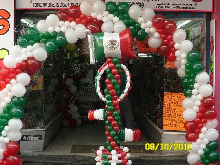 Best 25 adornos de globos ideas on pinterest decoracion - Decoracion de globos ...