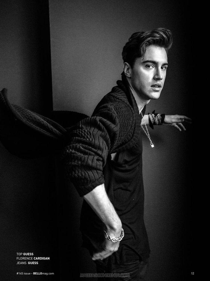 Ryan McCartan para BELLO Magazine por Leslie Alejandro
