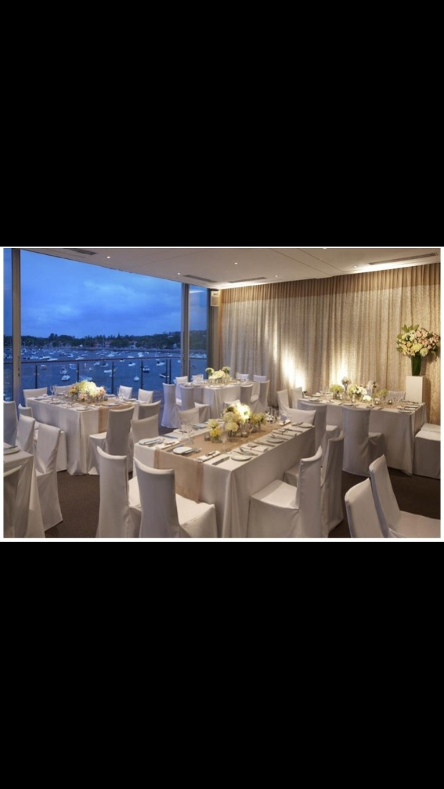 Zest Waterfront Wedding Venue