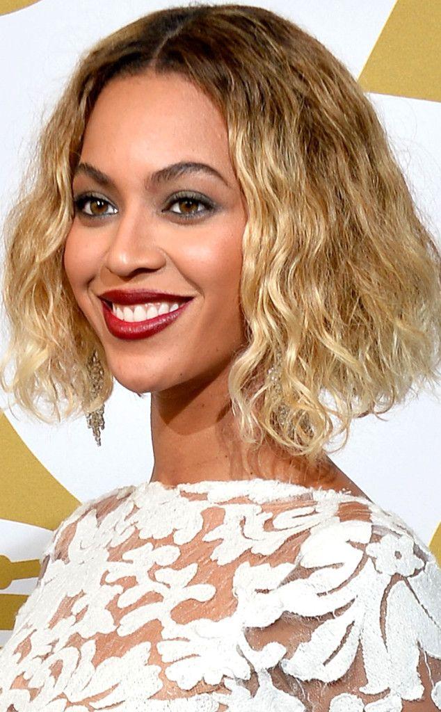 Beyoncè from Get the Look: Grammys 2014 Hair & Makeup   E! Online