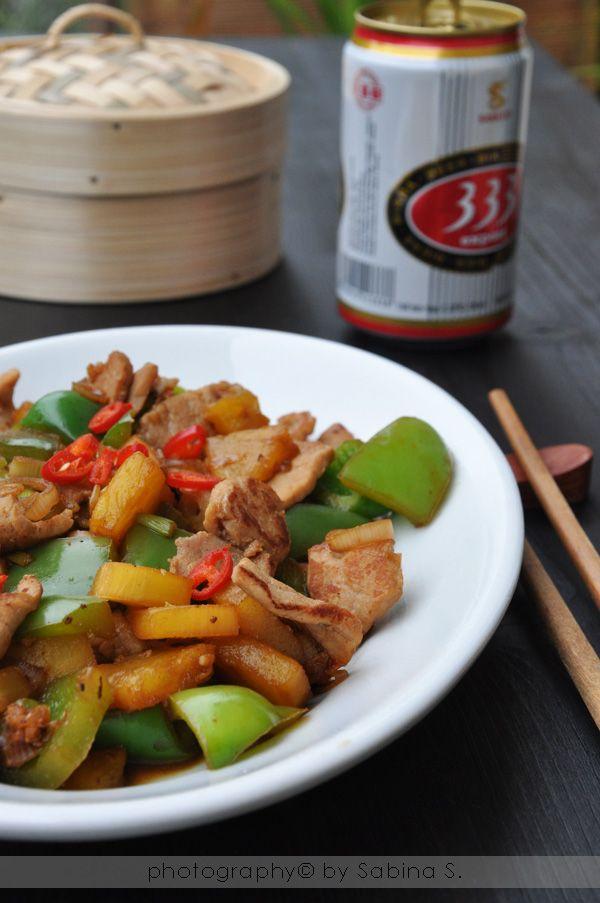 Due bionde in cucina: cucina asiatica