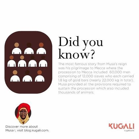 Kickass African history is a series thay explore the hidden gems on African history. Discover more about Musa I by visiting out blog. Link in the description. #africanhistory #african #mali #design #facts #inspiration #king #power #black #infographic #info #history #art #didyouknow #funfacts #wealth