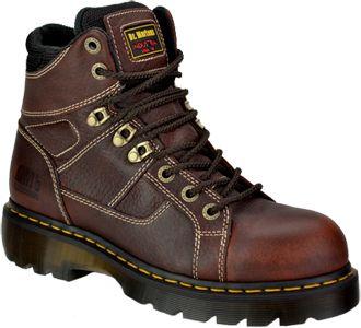 "Women's Dr. Martens 6"" Steel Toe Work Boot R12721200"