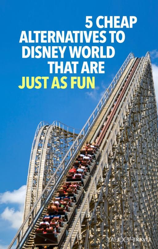 Some Almost-Disney Experiences To Consider: Six Flags