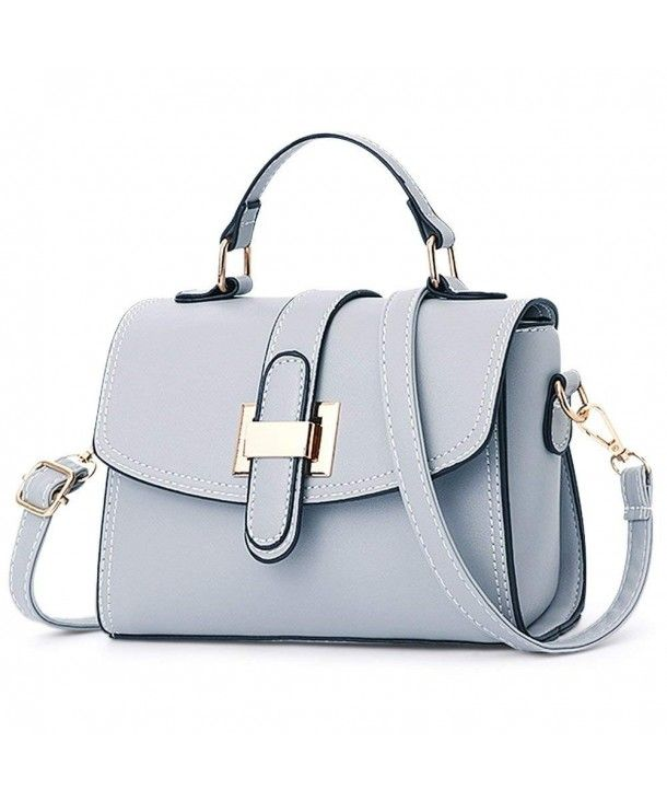 a223cc877689d Women's Bags, Shoulder Bags,Fashion Crossbody Bag Handbag Leather Purse for  Women - Grey - CH18DM0IG0X #BAGS #Handbags #women #style #fashion #shopping  ...