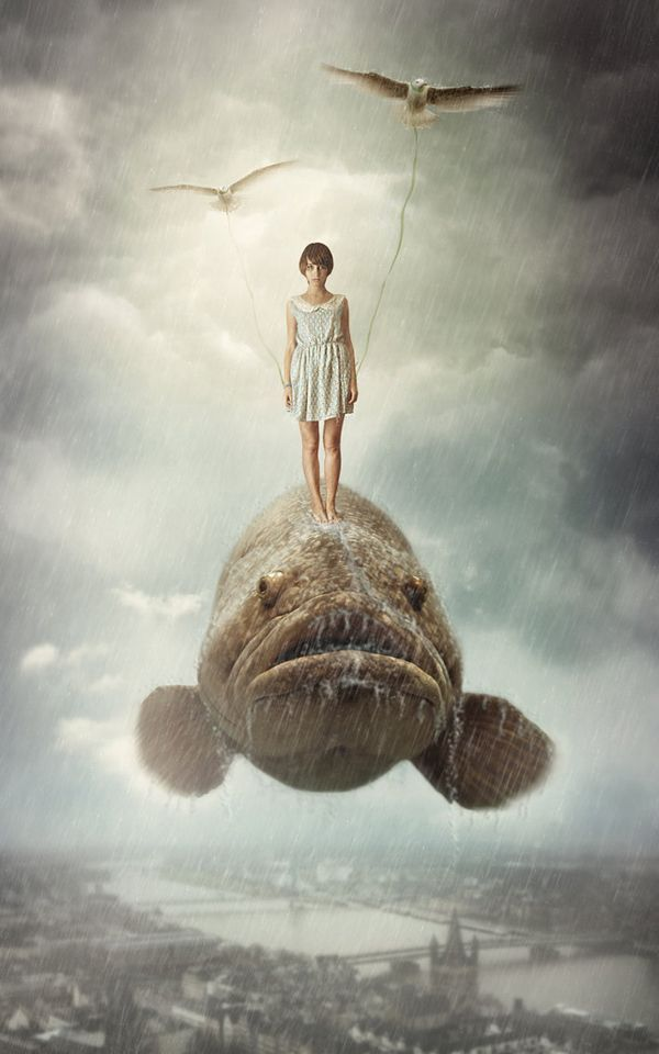 Creative Surreal Photo Manipulations