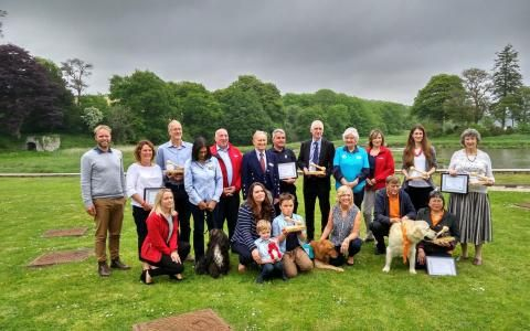 Celebrating dog friendly businesses that enhance Pembrokeshire as a dog friendly holiday destination