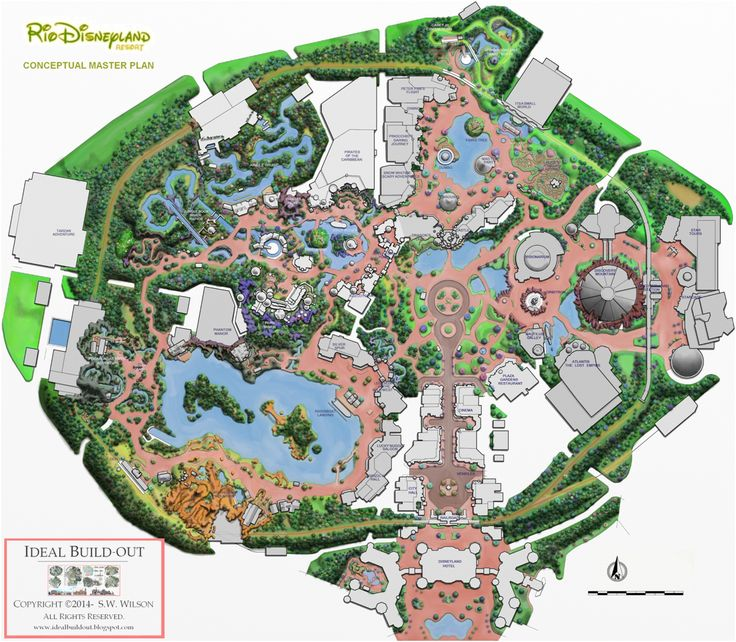 water theme park plan - Google Search | Surf Zoo Creatures