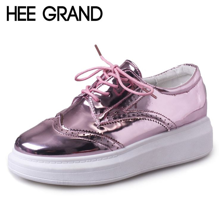Cheap shoes melissa, Buy Quality shoe promotion directly from China shoes  yoga Suppliers: Shining Patent Leather Oxford Women Shoes Cut Out Low  Platform ...