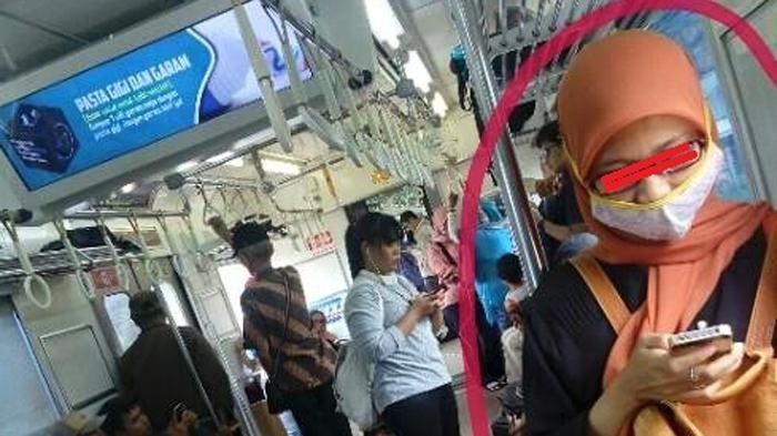 Modus Penipuan Baru, Hati-Hati Jika Didekati Orang Asing di Kereta