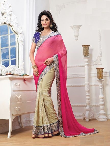 Indian Casual Saree