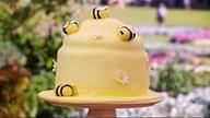 Julie's Honey Hive Cake - Great Australian Bake Off