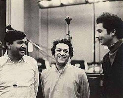 Hariprasad Chaurasia, Ravi Shankar and Shivkumar Sharma