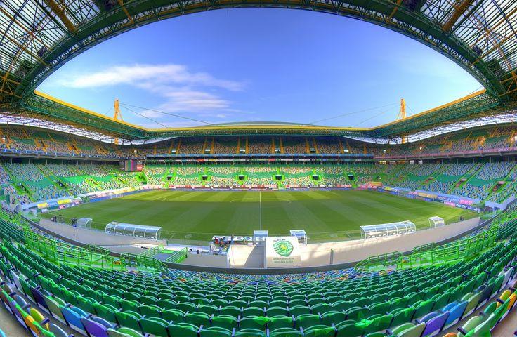 Estádio José Alvalade, Sporting Clube de Portugal.