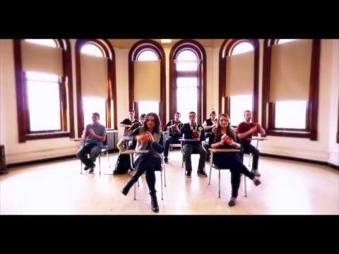 Cups (When I'm Gone) - Pitch Perfect A Cappella Cover - Kara Della Valle, Grace Doty & Otto Tunes - YouTube