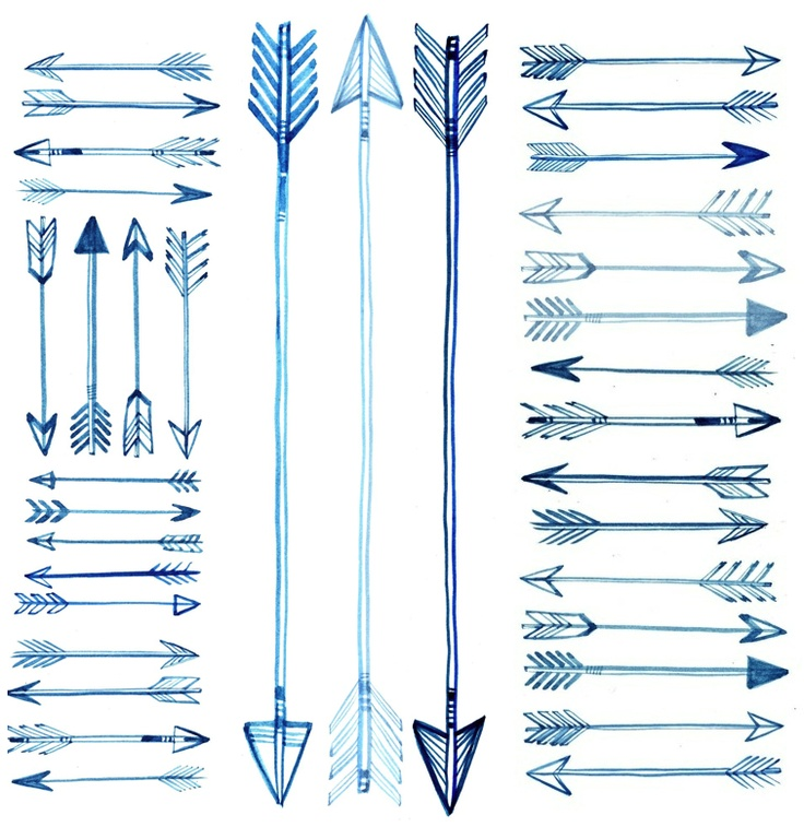 Arrows tattoos cant decide which one i want