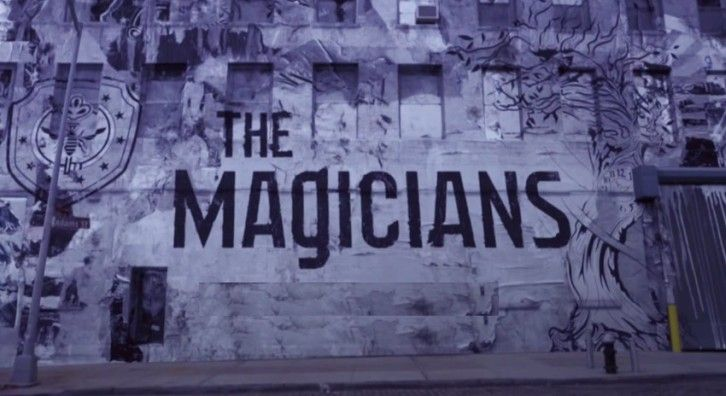 The Magicians - Renewed for a 2nd Season by Syfy