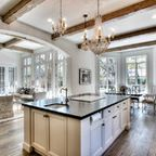 Cottage Kitchen - transitional - kitchen - minneapolis - by Divine Custom Homes