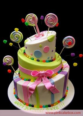 extravagant cakes | My Life is Pink: Extravagant Cakes from The Pink Cakebox@!