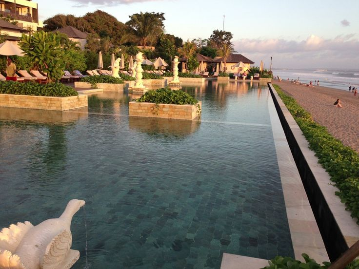 Top place to stay: The Seminyak Beach Resort & Spa in Bali, Bali