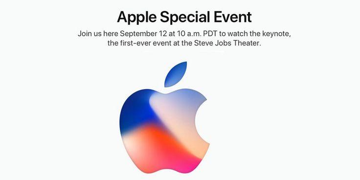 Cómo ver la transmisión en directo de la mañana del iPhone X/iPhone 8 keynote en su iPhone, iPad, Mac y Apple TV