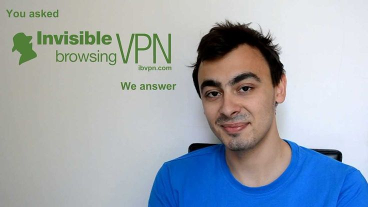 ibVPN Video Reply no.3 - This is a short video in which we are answering to three of our users questions.