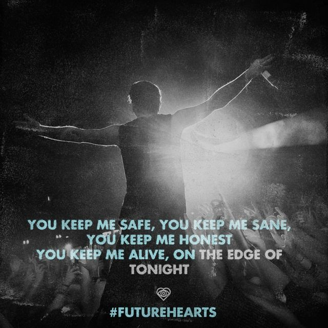 The Edge Of Tonight- All Time Low Future Hearts