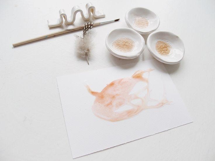aquarelle tools