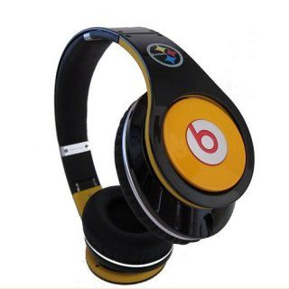 Monster Beats By Dre Pittsburgh Steelers Limited Edition Studio Headphones