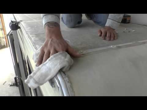 How to Install & Seal an RV Roof Vent, by Dicor - YouTube