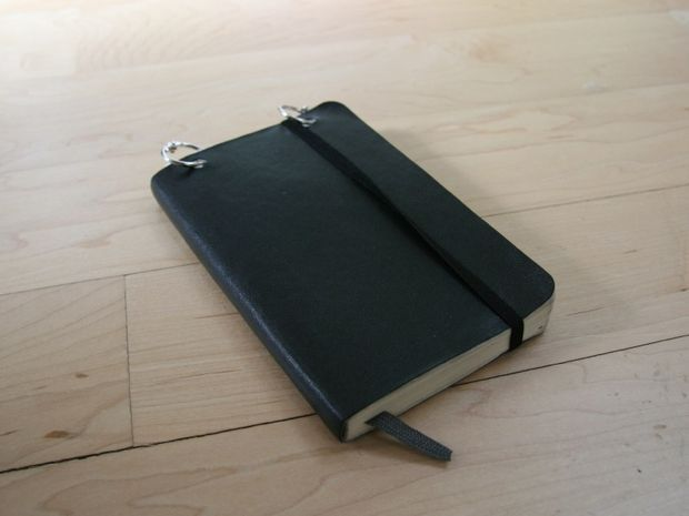 Picture of Moleskine pocket diary Hipster PDA