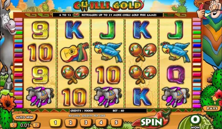 Come play Chili Gold for free and have some fun! http