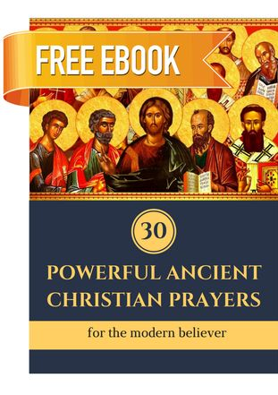 FREE DOWNLOAD!  This short ebook comprises of thirty of the most powerful post-New Testament Christian prayers by the pioneers of the ancient church.