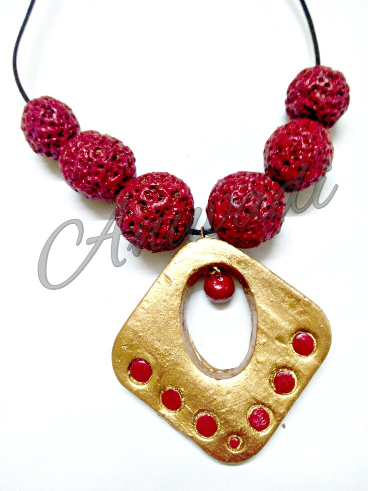 Find more on Facebook page: Anuvadi terracotta jewelry