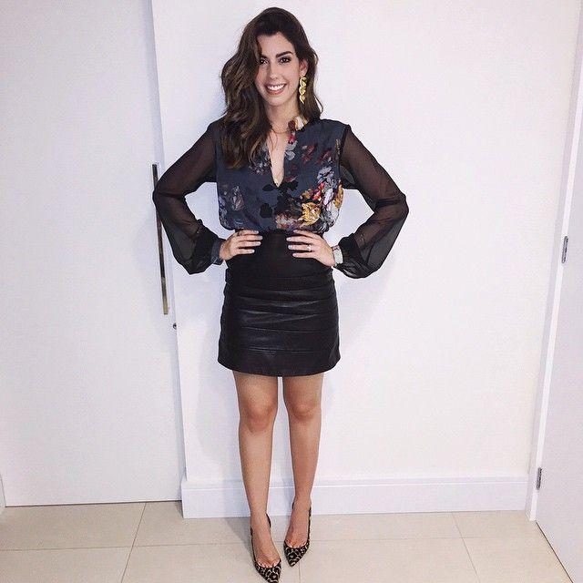 Camila Coutinho.