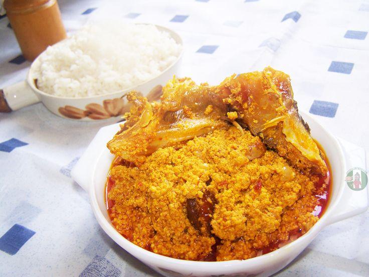 Egusi Soup ( Yoruba Style)