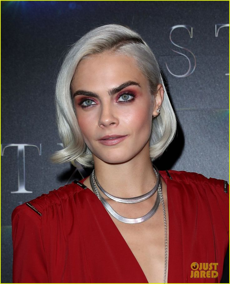Cara Delevingne Will Shave Her Head for Next Movie Role! | cara delevingne will shave her head cinemacon 02 - Photo