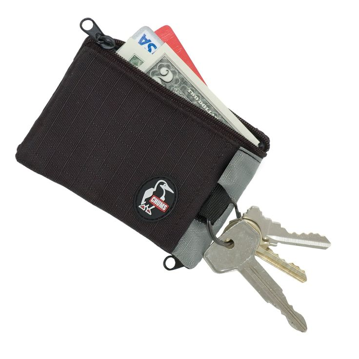 Perfect stash wallet for ID, cash, cards and keys. A good surf wallet is essential for safely carrying those items you don't want to leave behind. #KeyWallet #Keys #Wallet
