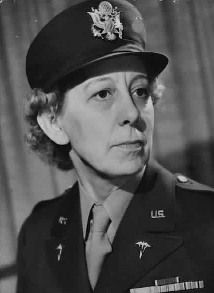Lt. Annie G. Fox was the first woman to receive the Purple Heart for combat. She served as the chief nurse in the Army Nurse Corps at Hickam Field during the Japanese attack on Pearl Harbor, on December 7, 1941.