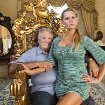 The Queen of Versailles (2012) - a documentary about some really rich people. I know, sounds terrible...but somehow it charmed the pants off me.