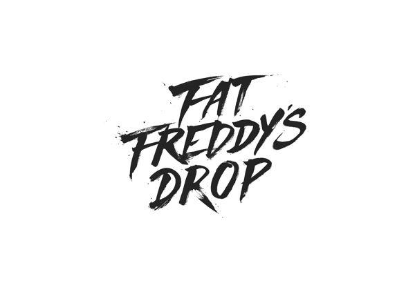 Fat Freddy's Drop - Blackbird by Inject Design , via Behance