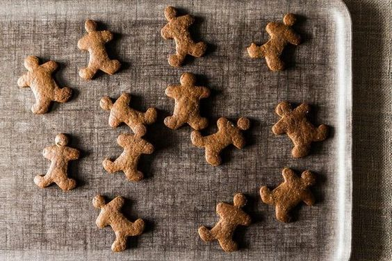 Vegan Gingerbread Cookies (and Baking Tips) on Food52