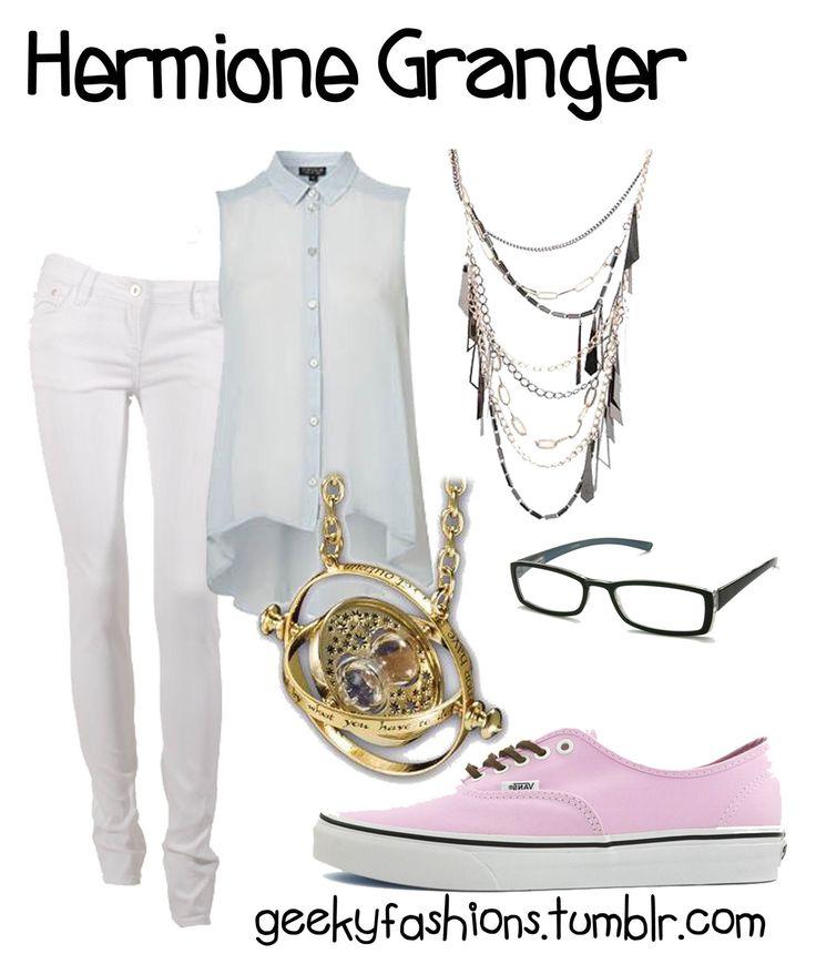 Hermione Granger Fashion
