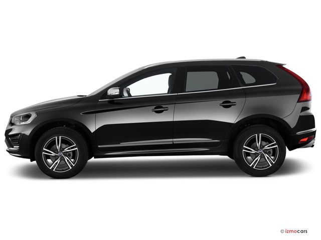 2017 Volvo XC60: Side View
