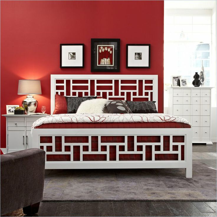 Broyhill - Perspectives Artic White - Bedroom Set $2,469.85