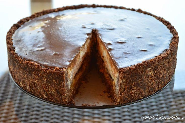 Már napok óta terveztem ezt a sütit elkészíteni. Még a facebookon találtam rá egy kedves hölgynél, aki nagyon guszta tortákat süt, ...