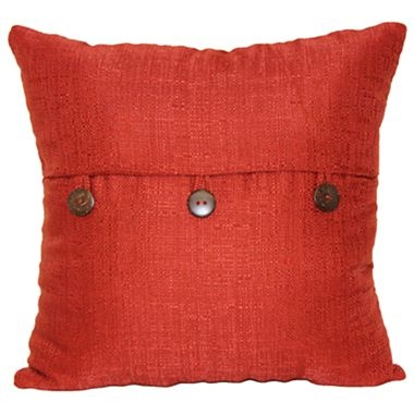 Jcpenney Red Decorative Pillows : 1000+ images about Living Rooms in Brown, Yellow, Cream & Red on Pinterest Orange highlights ...