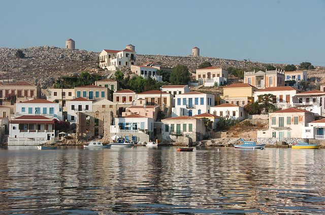 Halki  Greece,