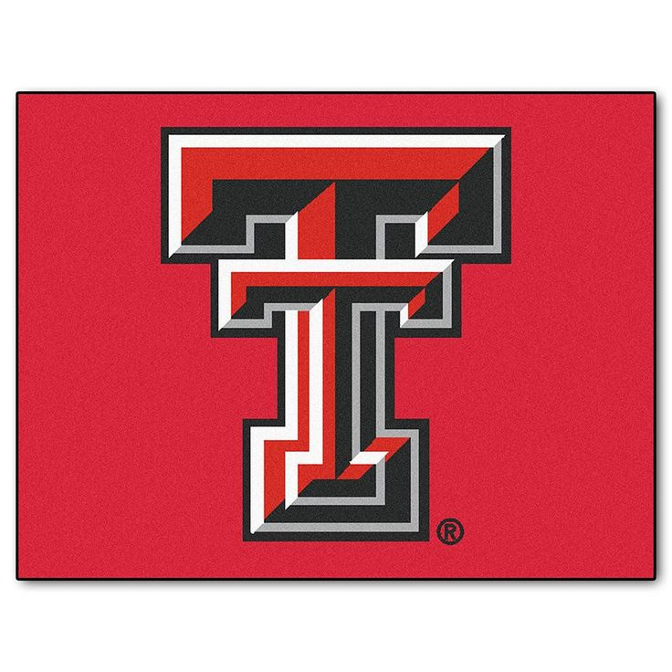 Texas Tech Red Raiders NCAA All-Star Floor Mat (34x45)